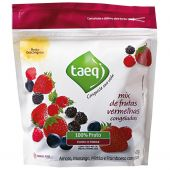 Mix de berries congeladas Taeq 400g