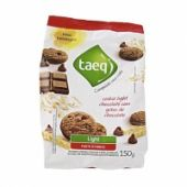 Cookie light de chocolate com gotas de chocolate Taeq 150g