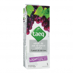 Néctar de uva light Taeq 1L